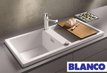 Blanco Kitchen Sinks Sold Exclusively at the Plumbing Place