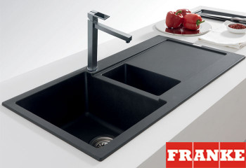 Franke Kitchen Sinks - Modern & Beautifully Appointed Designs
